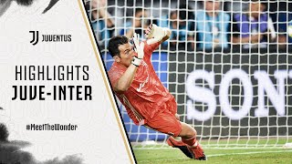 HIGHLIGHTS | JUVENTUS V INTER | ICC