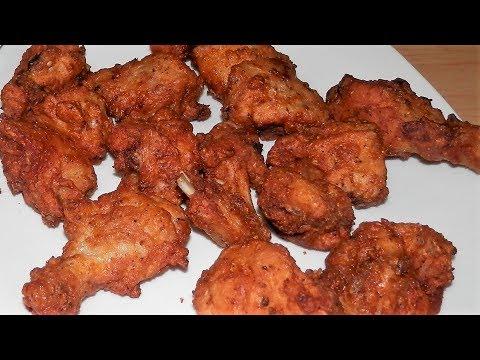 Chicken Pakora Recipe ( How to make Chicken Pakora )  by Fatma's Kitchen/Ramadan Special Recipe