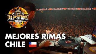 Mejores rimas God Level All Stars Chile 2020 | Red Bull Batalla de los Gallos