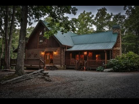 Blue Sky Cabin Rentals - Stargazer Barn - 2 bedroom cabin with beautiful mountain views