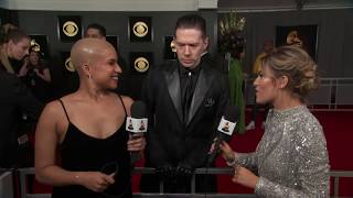 Download Ghost Red Carpet Interview | 2019 GRAMMYs Video
