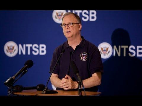 Member Robert Sumwalt's  second media briefing on UPS flight 1354 crash.