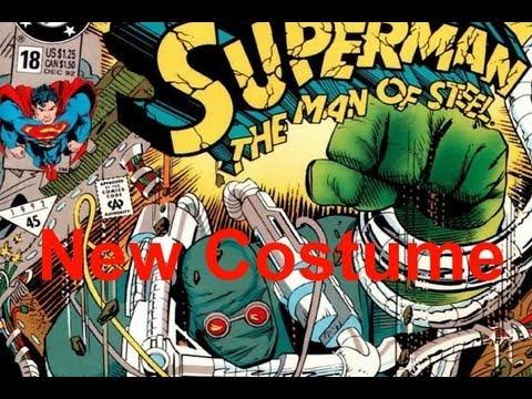 Injustice Easter Egg Death Of Superman Doomsday Costume
