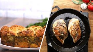 5 Ways To Add Pesto To Everything • Tasty