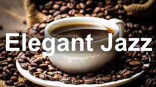 Elegant Jazz Coffee - Positive Jazz Piano and Saxophone Music to Relax