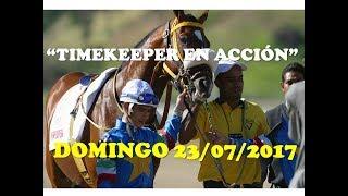 """""""TIMEKEEPER EN ACCIÓN"""" DOMINGO 23 De JULIO LA RINCONADA"""