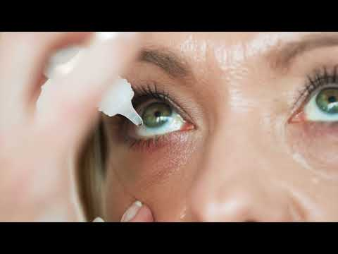 Best Treatment For Red Eyes Is Eye Drops- Home Remedy For Red Eyes