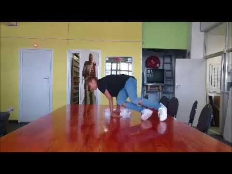 Lakiesha Dicks Breakdancer