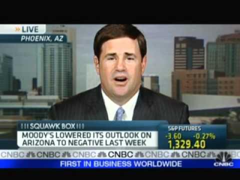 Treasurer on CNBC's Squawk Box
