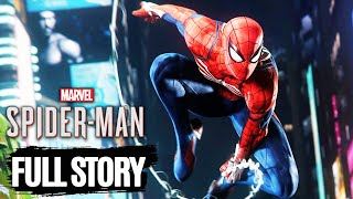 Spider-Man Remastered Complete Edition All Cutscenes (Includes All DLC's) Game Movie 2K HD