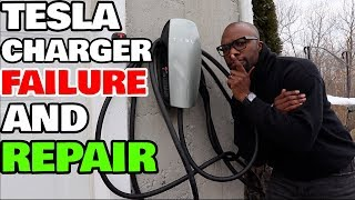 Download I broke my Tesla wall charger, don't break yours! Video