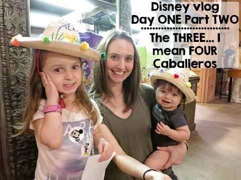 Disney's Port Orleans: Day ONE Part TWO~ an evening at EPCOT
