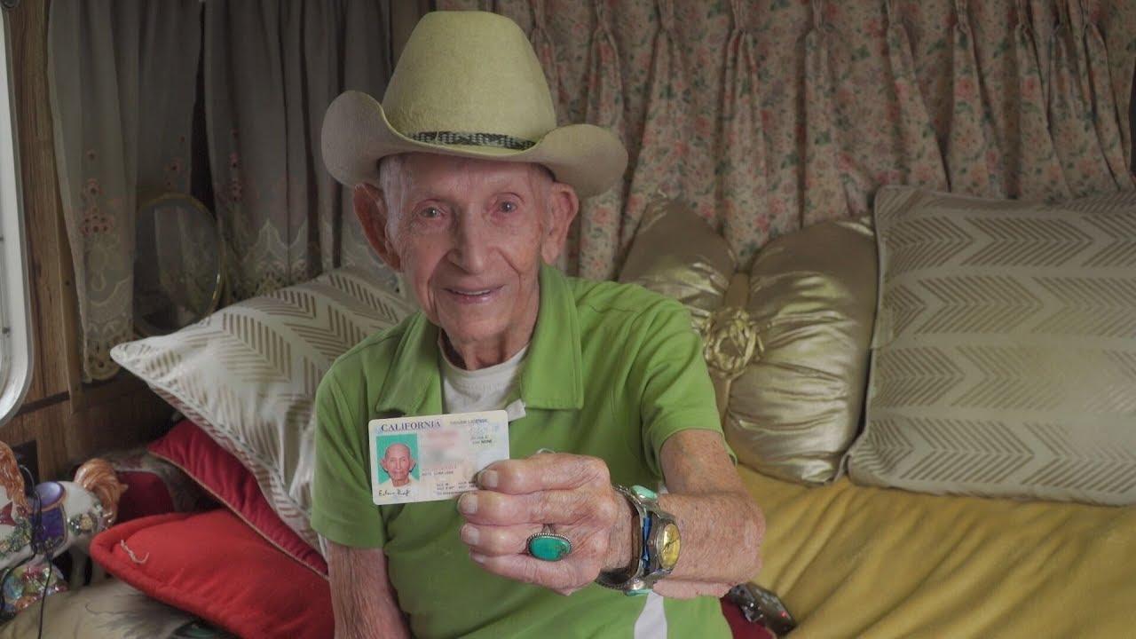 106-year-old three time Purple Heart awarded WWII veteran of Sacramento talks life and Rita Hayworth