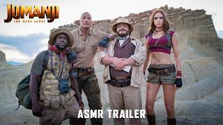 JUMANJI: THE NEXT LEVEL - ASMR Trailer