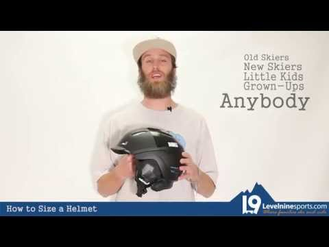 How to Size a Helmet