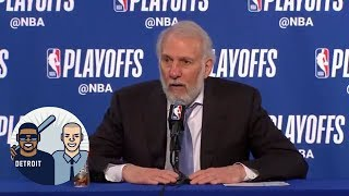 Did Gregg Popovich