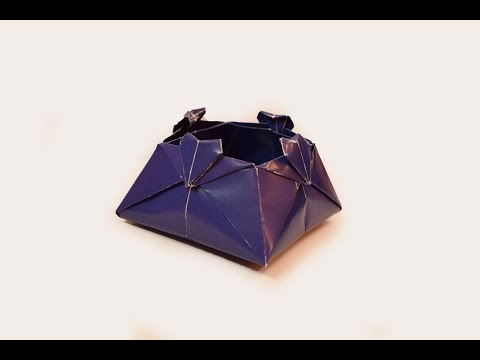How to make a paper Love Box?