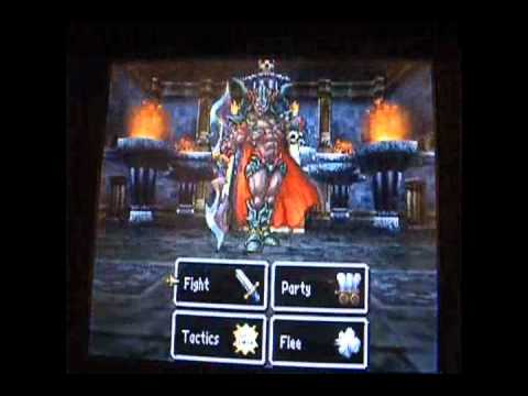 Dragon Quest Vi Secret Final Boss Nokturnus How to find and Fight it!