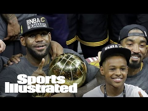 Why Cavs' LeBron James Could Play With His Son In The NBA   SI NOW   Sports Illustrated
