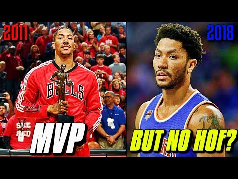 Will Derrick Rose Be The First NBA MVP To Not Make The Hall Of Fame?