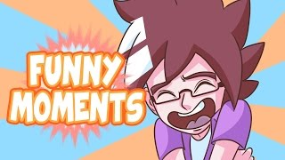 FUNNY MOMENTS MONTAGE!   BEST GAMING MOMENTS OF 2016!