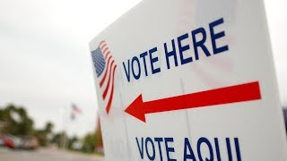 Uh-Oh...Are People Voting in November?