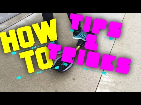 Ripstik how to ride/tips and tricks