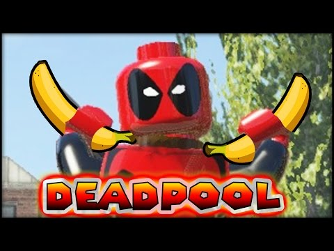 LEGO Marvel Superheroes - DEADPOOL + His Vehicles Showcase!