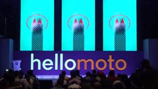 Moto Z & Moto ZPlay with Moto Mods - Launch | 4th October