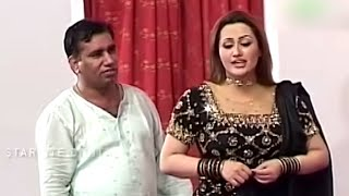 Best Of Nasir Chinyoti, Nargis and Asif Iqbal New Pakistani Stage Drama Trailer Full Comedy Clip