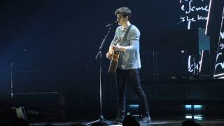 Shawn Mendes A Little Too Much Illuminate World Tour Manchester 2017