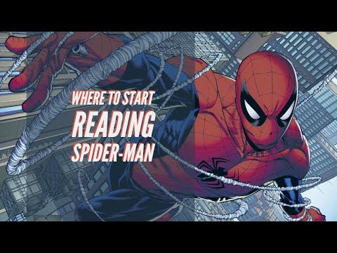 Where to Start Reading Spider-Man Comics #SpiderMan