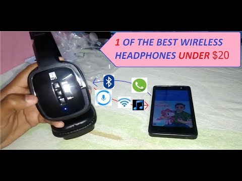 Unboxing & Review | Best Wireless Headphone Under 1000 rs | AD Tech Tips