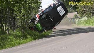Rally Crash Compilation 2014 Part 2