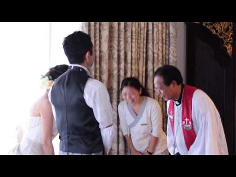 Japanese Wedding at The St. Regis Bali Resort