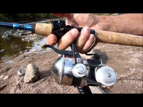 Electric reel video