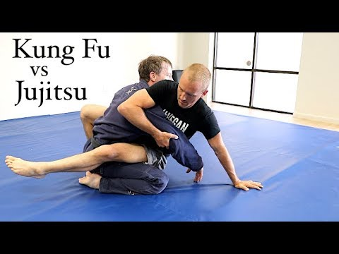 KUNG FU MASTER Defeated By JUJITSU BLACK BELT