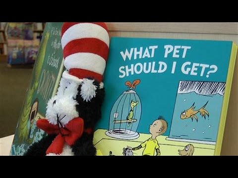 New Dr. Seuss Story Hits the Book Stores