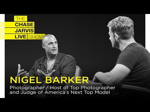 Nigel Barker: Be the Artist You Want to Work With | Chase Jarvis LIVE