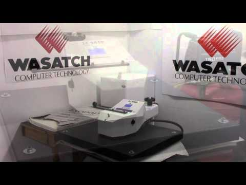 Wasatch SoftRIP- Dye Sublimation onto Textile Using a Flatbed Heat Press