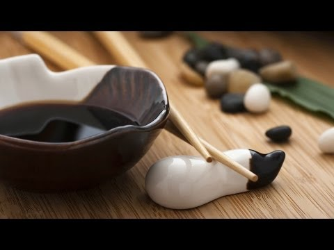 How to Make Sushi Soy Sauce   Sushi Lessons