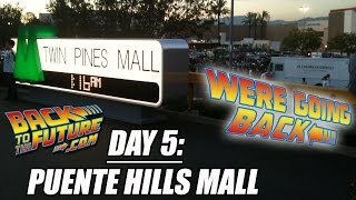 We're Going Back - Day 5: Puente Hills Mall - 10/25/2015