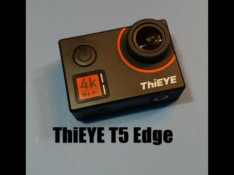 Thieye T5 Edge - affordable 4K action cam review