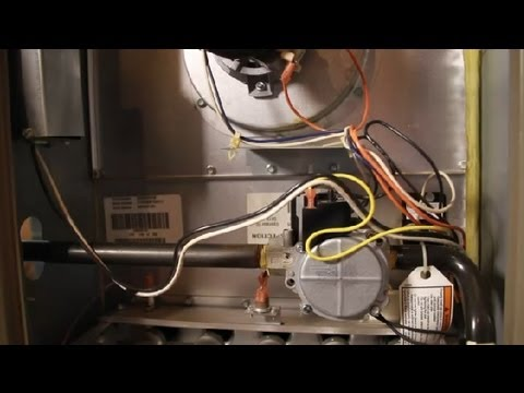 How to Clean & Maintain Gas Furnaces : Furnaces & Water Heaters