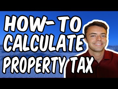 How-To Calculate Property Tax On A House
