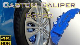 Custom Caliper Cover Toyota Camry 2017