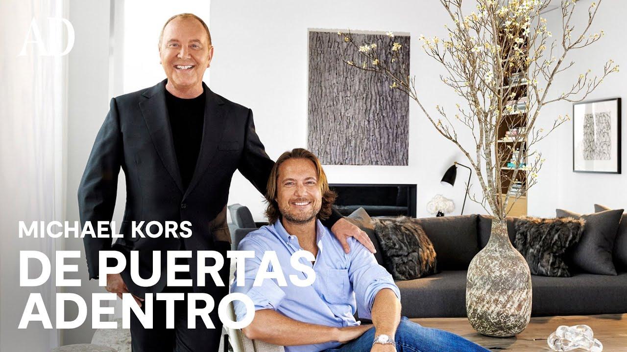 Michael Kors enseña su casa de Manhattan | AD España