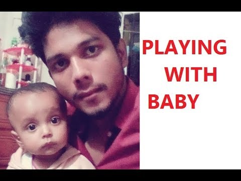 Playing With a Baby | Kids Funny Playing | How to Entertain a Baby | Funny Moment of Baby
