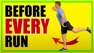 5 Minute Warm Up You NEED before EVERY RUN (to Prevent Running Injuries)