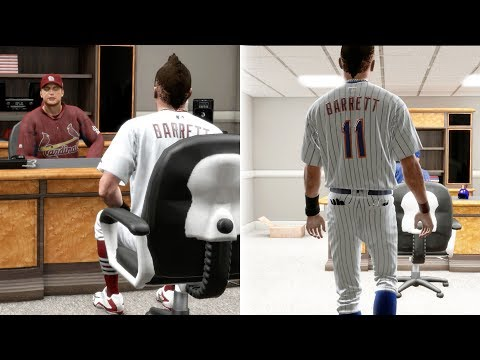 GETTING TRADED DAYS AFTER WINNING A WORLD SERIES! MLB THE SHOW 17